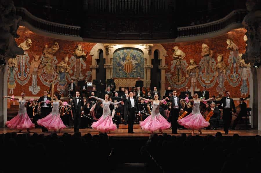 Alcorc n el teatro buero vallejo recibir el 12 de enero a la strauss festival orchestra y - Teatro en alcorcon ...