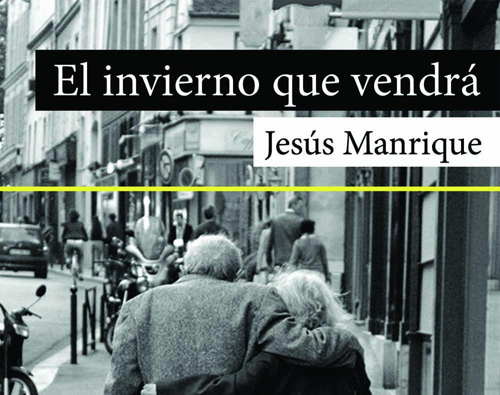 MÓSTOLES/ El escritor Jesús Manrique presenta este jueves 8 en la ...