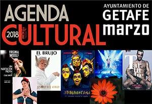 Agenda cultural Getafe