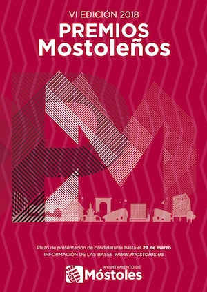 Premios Móstoles Desarrollo 2018