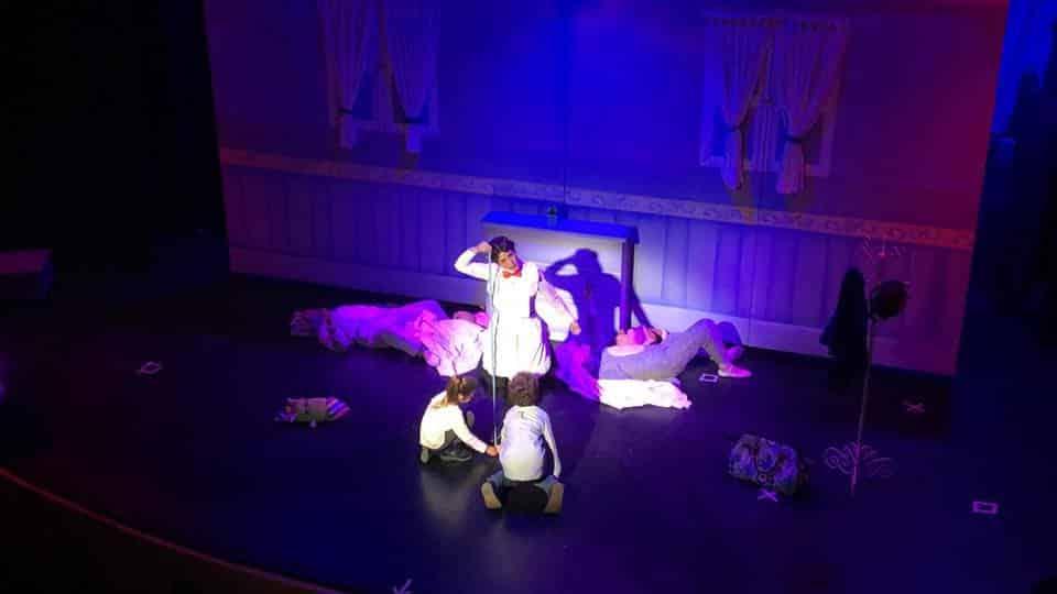 Alcorc n el musical de 39 la ni era m gica 39 llega el - Teatro buero vallejo alcorcon ...
