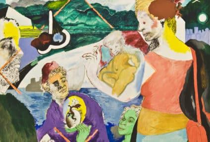 Resultado de imagen para Carlos Franco pintor
