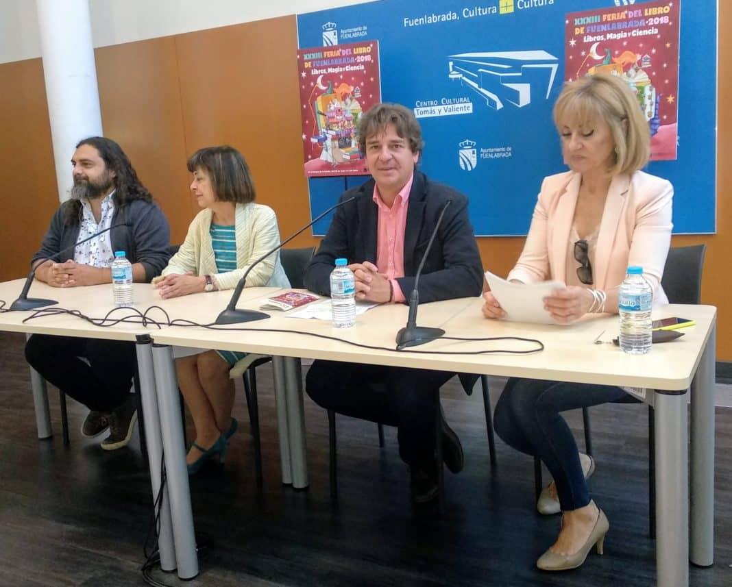 FUENLABRADA / Casi 80 escritores mantendrán 400 encuentros ...