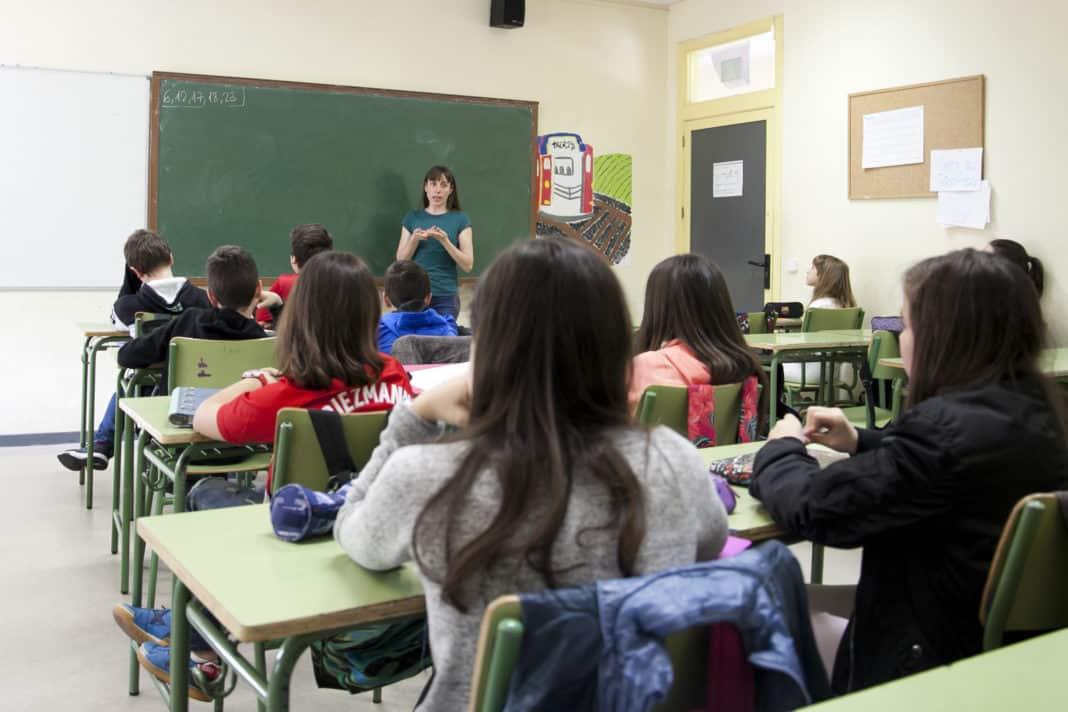 LEGANÉS / Unos 270 alumnos de Secundaria reciben formación contra ...