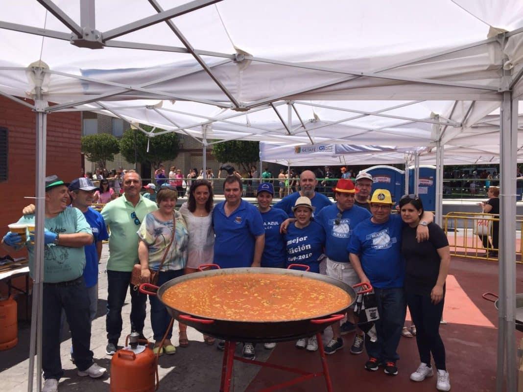Getafe el barrio de la alh ndiga celebra sus fiestas este for Eventos en madrid este fin de semana