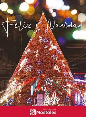 Feliz Navidad Ayuntamiento de Móstoles