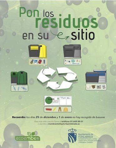 Recicla Ayto Fuenlabrada