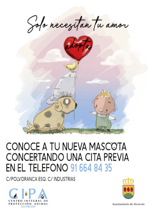 Adopta Alcorcón