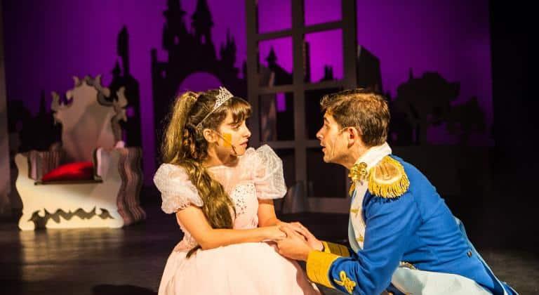 ALCORCÓN  El musical de  Cenicienta y el Zapatito de Cristal  llega este  domingo al Teatro Buero Vallejo 5dd183784911