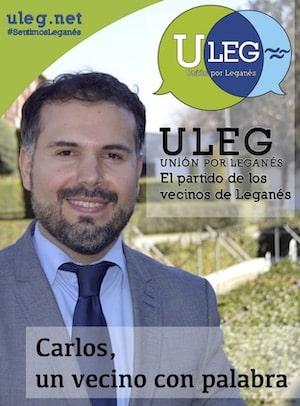 ULEG - Carlos, un vecino con palabra