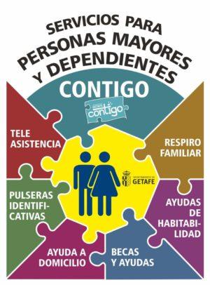 Servicios para personas mayores y dependientes