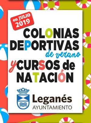 Colonias Deportivas de verano en Leganés
