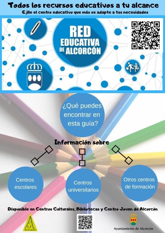 Guía Recursos educativos Alcorcón