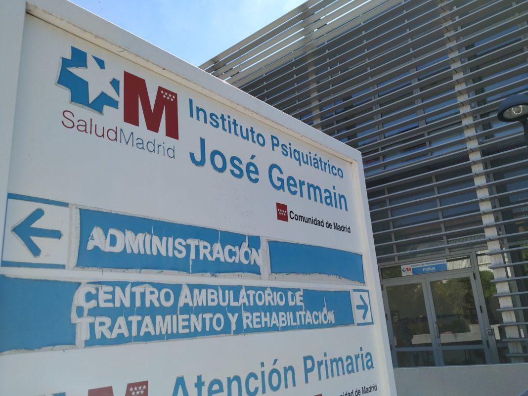 Resultado de imagen de Instituto Psiquiátrico José Germain de Leganés