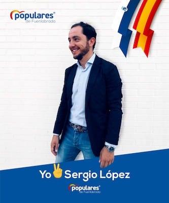 Sergio López PP Fuenlabrada