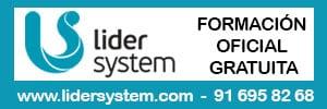 Cursos de formación gratuita Lider System