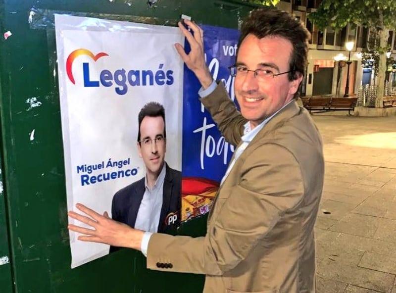 LEGANÉS / Recuenco (PP) propone ajustar la tasa de basura a cada ...
