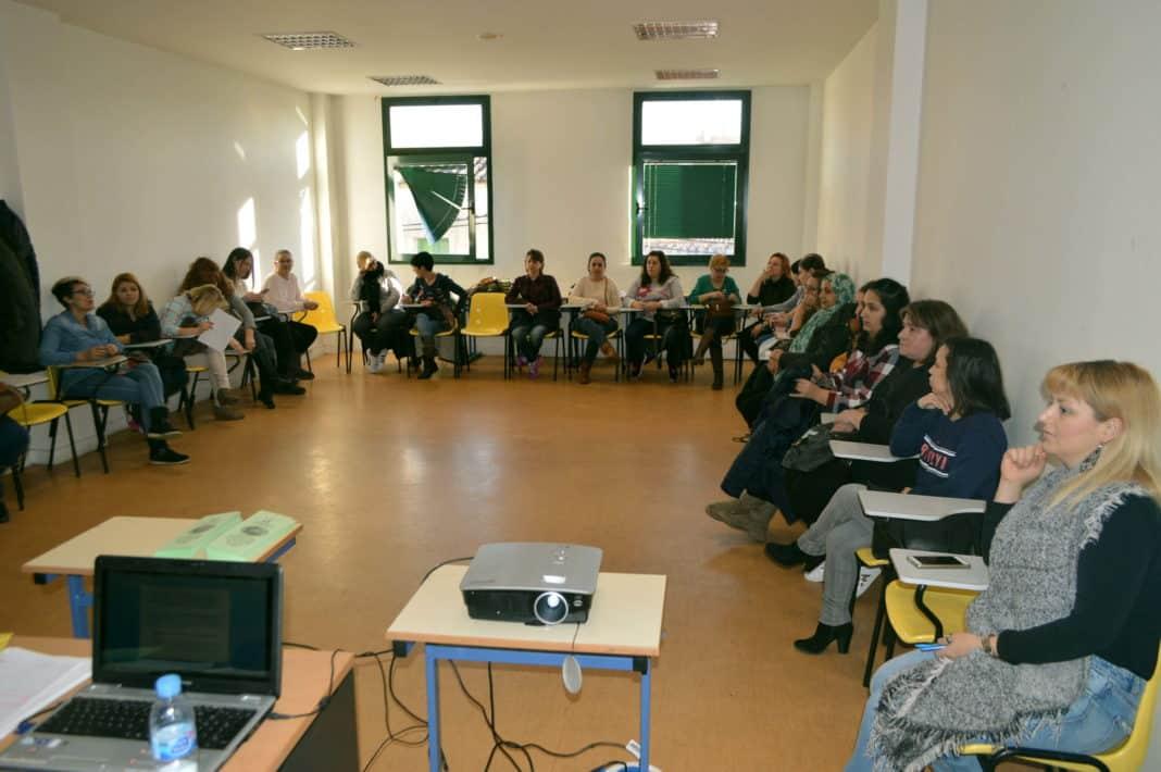 PARLA/ El Curso de educadores y educadoras de comedores ...
