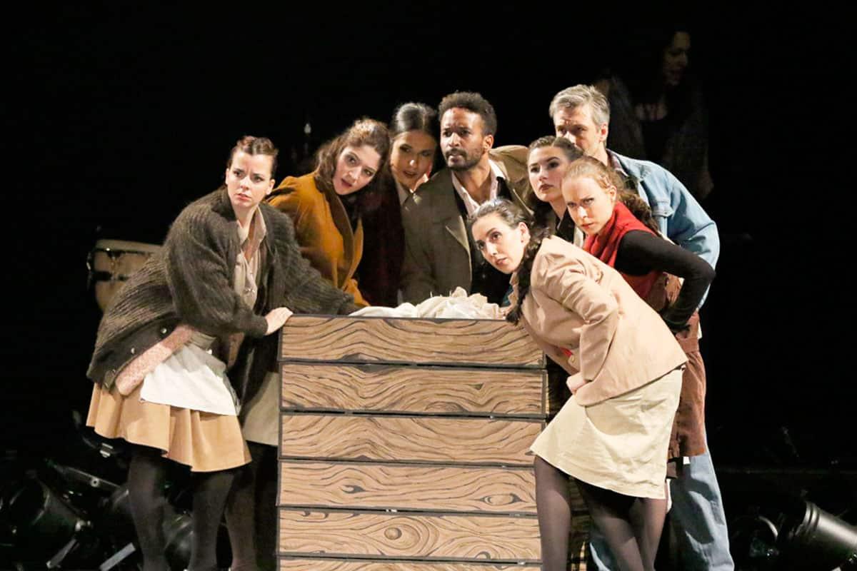 COSLADA / La danza chilena y española llega al Teatro Municipal con 'Lota, las mujeres del carbón& ... - Noticias Para Municipios