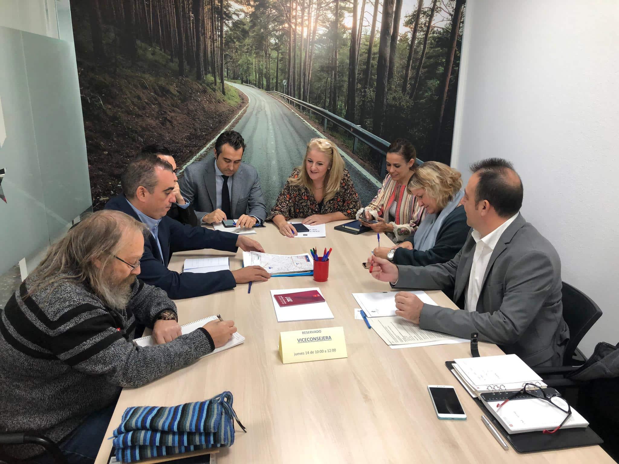 SAN FERNANDO DE HENARES / El alcalde exige un informe patológico de las viviendas afectadas por la línea 7B - Noticias Para Municipios