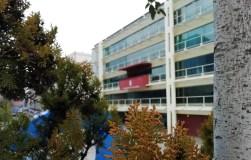 El Ayuntamiento de Fuenlabrada (Foto: D.G.Castillejo).