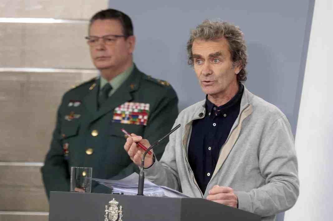 Los muertos en España por coronavirus llegan a los 297 y los infectados a 8.744, mil más en un día