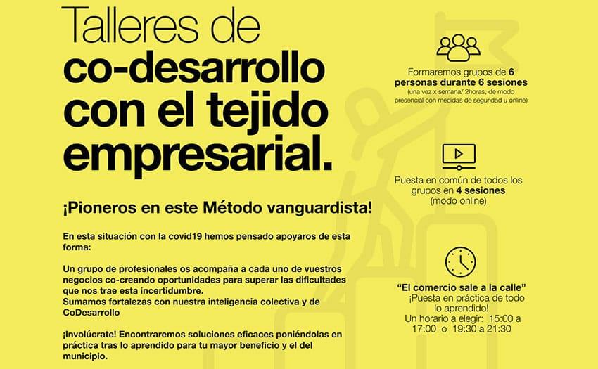 TORRELODONES/ Talleres de Codesarrollo con destino a las empresas locales